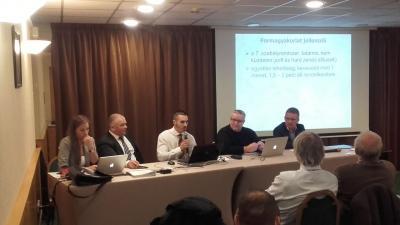 Évindító körgyűlést tartott a Magyar Kick-box Szövetség. Fotó: Békés Megyei Harcművész Szövetség