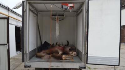 A vadászmestert orgazdasággal vádolják. Forrás: police.hu