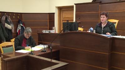A Veszely-csárdánál elgázolt idős nők ügyét 2019.01.23.-án tárgyalta a Békéscsabai Járásbíróság. Fotó: behir.hu