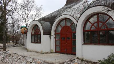 Trófea épülete - A kép jobb oldalán található nyílra kattintva lapozhat a galériában