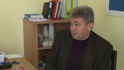 Kaposi László sajtótájékoztató Fotó: Ujházi György