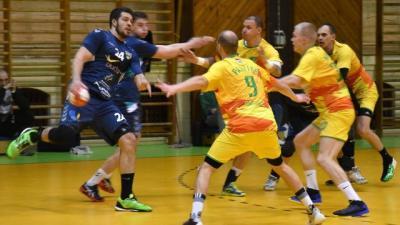 Az orosházi győzelem egyik kulcsa volt a jó védekezés (Fotó: Zsedényi Péter – OFKSE.hu)