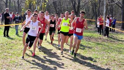 A férfiak versenye (Fotó: atletika.hu/Jenkei András)