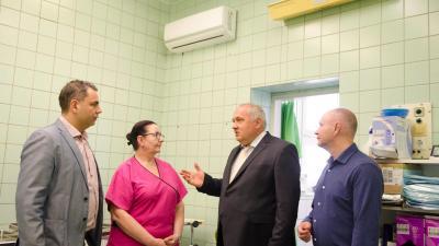 Fotó: Melega Krisztián/Orosházi Kórház