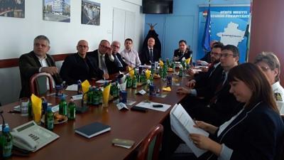 Évet értékelt a Békés Megyei Baleset-megelőzési Bizottság. Fotó: police.hu