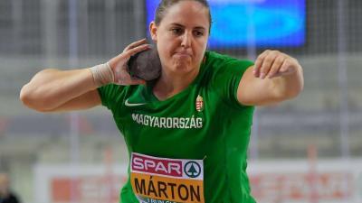 Márton Anita (MTI fotó: Czeglédi Zsolt)