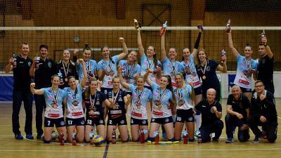 A bajnoki bronzérmes BRSE a Challenge Kupában szerepelhet a következő szezonban (Fotó: Kuti István)