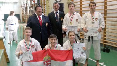 Shotokan Karate Nemzetközi Verseny