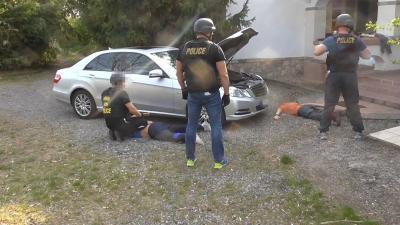 Drogtanyára csaptak le a rendőrök Gyulán. Forrás: police.hu