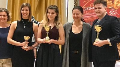 A nyertesek. Forrás: jokaiszinhaz.hu