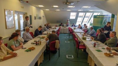 A KKV-k sorsáról is szó volt a szakmai fórumon. Fotó: BMKIK