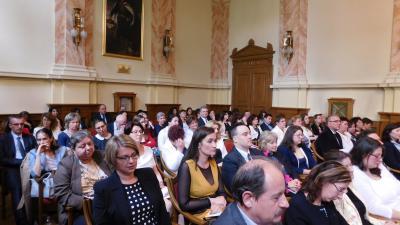 Összbírói értekezlet (fotó: Gyulai Törvényszék)