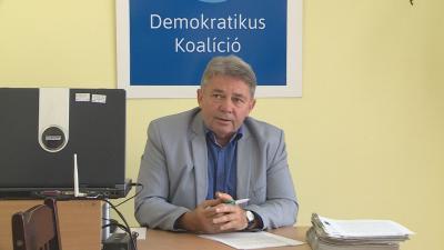 Kaposi László Fotó: Tóth Áron