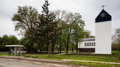 Az új Árpád-házi Szent Erzsébet templom