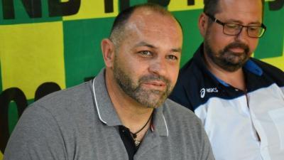 Ratko Djurkovic lesz a vezetőedző az új szezonban (Fotó: Zsedényi Péter – OFKSE.hu)