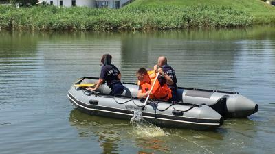 Az ópusztaszeri verseny. Fotó: police.hu