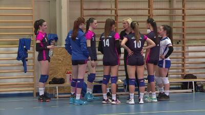 Fésüs Erzsébet itt még a csabaiak U17-es csapatával (Fotó: Tóth Áron)