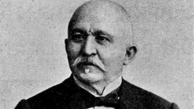 Dr. Varságh Béla (1840-1925)