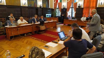 Soron kívüli közgyűlés 2019.08.15.-én. Fotó: Ujházi György