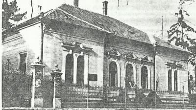Az egykori Urszinyi ház