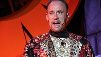 Augusztus 8-án és 9-én 20.30 órakor láthatja a Szarvasi Vízi Színház közönsége a nagysikerű musicalt, a Monte Cristo grófját (fotó: A-TEAM/Ignácz Bence)