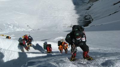 Mount Everest (illusztráció: pixabay.com)