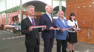 Szarvas Péter, Herczeg Tamás, Kiss Tibor, dr. Sódar Anita