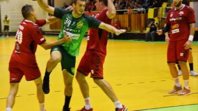 Mrsulja (34) csapata legeredményesebb játékosa volt (Fotó. Zsedényi Péter – OFKSE.hu)