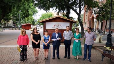 4. alkalommal rendeznek szeptember 7-én Megyenapot Békéscsabán. Fotó: Papp Ádám