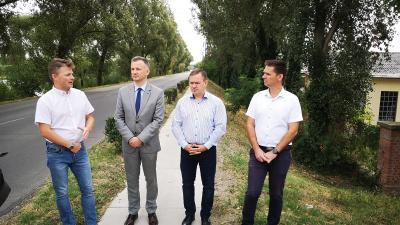 Alt Norbert, Görgényi Ernő, Kónya István, Kiss Szabolcs. Fotó: Papp Ádám