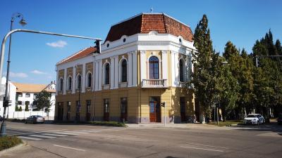 Befejeződött az energetikai korszerűsítés a Balassi Bálint Magyar Művészetek Házában. Fotó: Papp Ádám