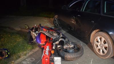 A szarvasi baleset (fotó: police.hu)