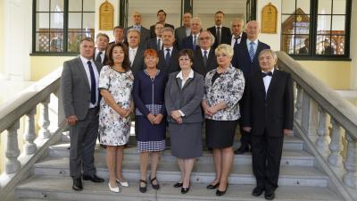 A békéscsabai képviselő-testület 2014-2019. Fotó: Bucsai Ákos