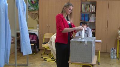 Glemboczki Zóra már szavazott