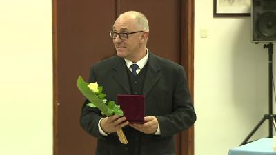 Dr. Novák János - (Fotó: Behir.hu)