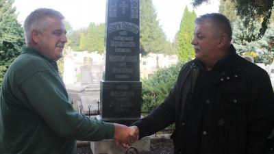 Hankó János és Váradi Zoltán