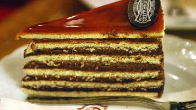 Dobos torta. Fotó: Wikipédia
