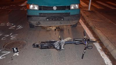 A sarkadi baleset - (Fotó: police.hu)