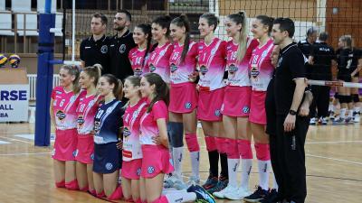 A csapatot idén a szlovén Vasja Samec Lipicer vezetőedző irányítja - (Fotó: Milyó Pál)