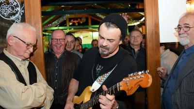 Eric Clapton 70 Tribute Band