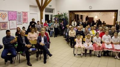 Tízéves a Jaminai Közösségi Ház (fotók: Csabagyöngye Kulturálsi Központ)