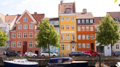 Koppenhágai városrészlet (fotó: pixabay.com)
