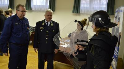 Folytatódik a rendőrségi toborzás. Fotó: police.hu