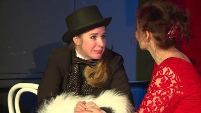C'est la vie a Békéscsabai Jókai Színház színpadán. Fotó: 7.TV/Kovács Dénes