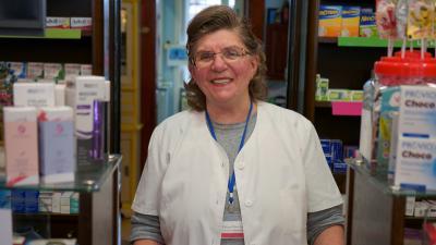 Dr. Melczer Mária (fotó: Ujházi György)