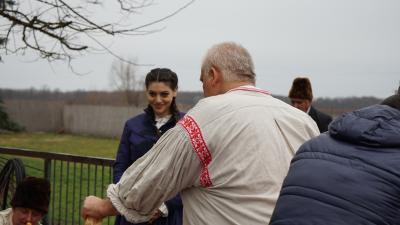 Kulcsár Edina és Hanó Miklós – (Fotó: behir.hu)