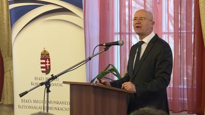 Dobókői György. Fotó: Kugyelka Attila