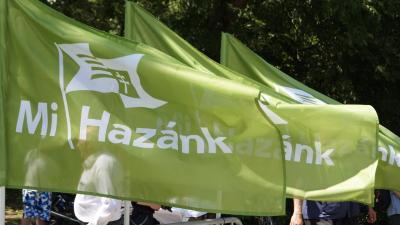 Mi Hazánk Mozgalom. Fotó: MHM/Facebook