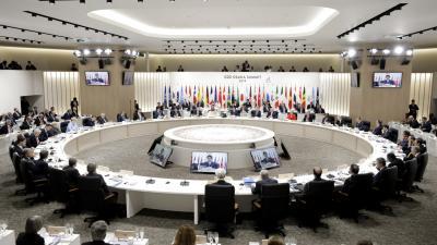 G20 csúcstalálkozó, 2019. Forrás: vg.hu