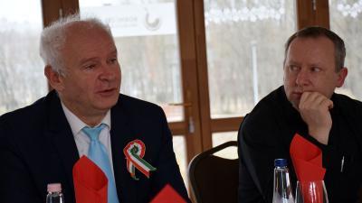 Herczeg Tamás és Malatyinszki András